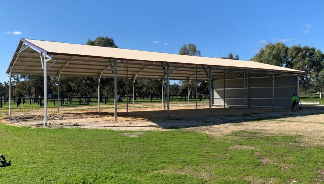 Horse stable in Byford WA